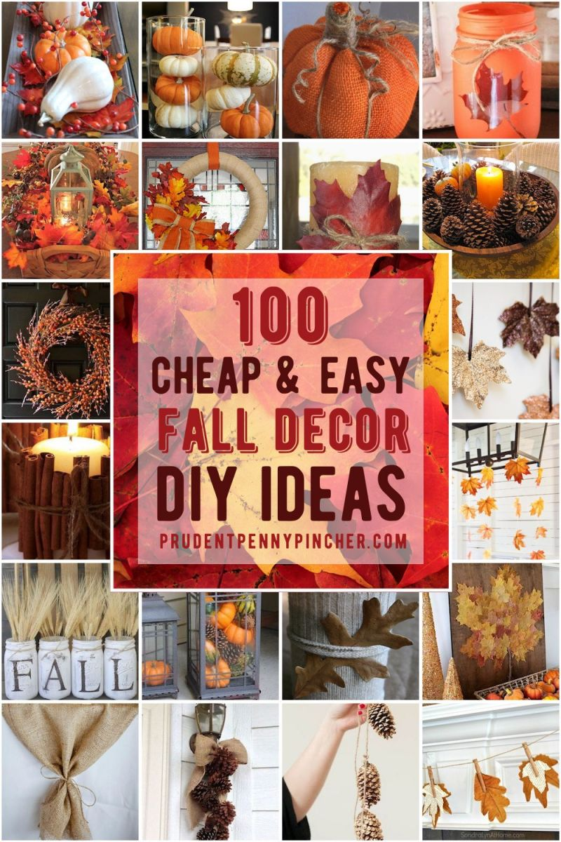 Nice diy fall decor ideas