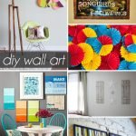 Nice Diy Wall Art Ideas For Living Room