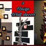 Nice Homemade Wall Decoration Ideas