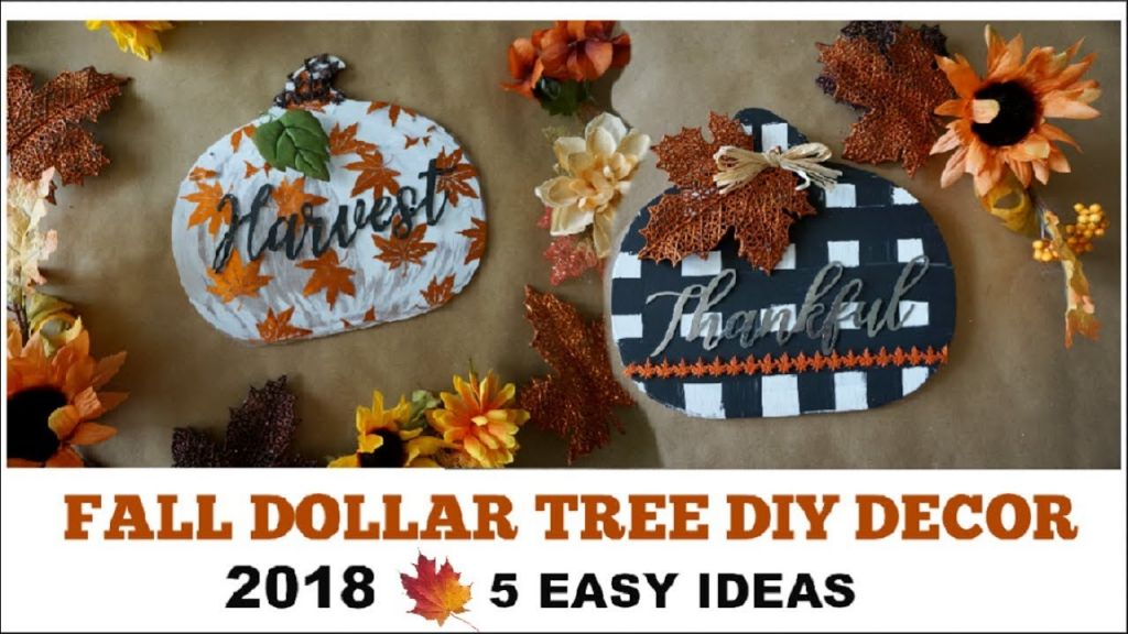 Wonderful diy fall decor ideas