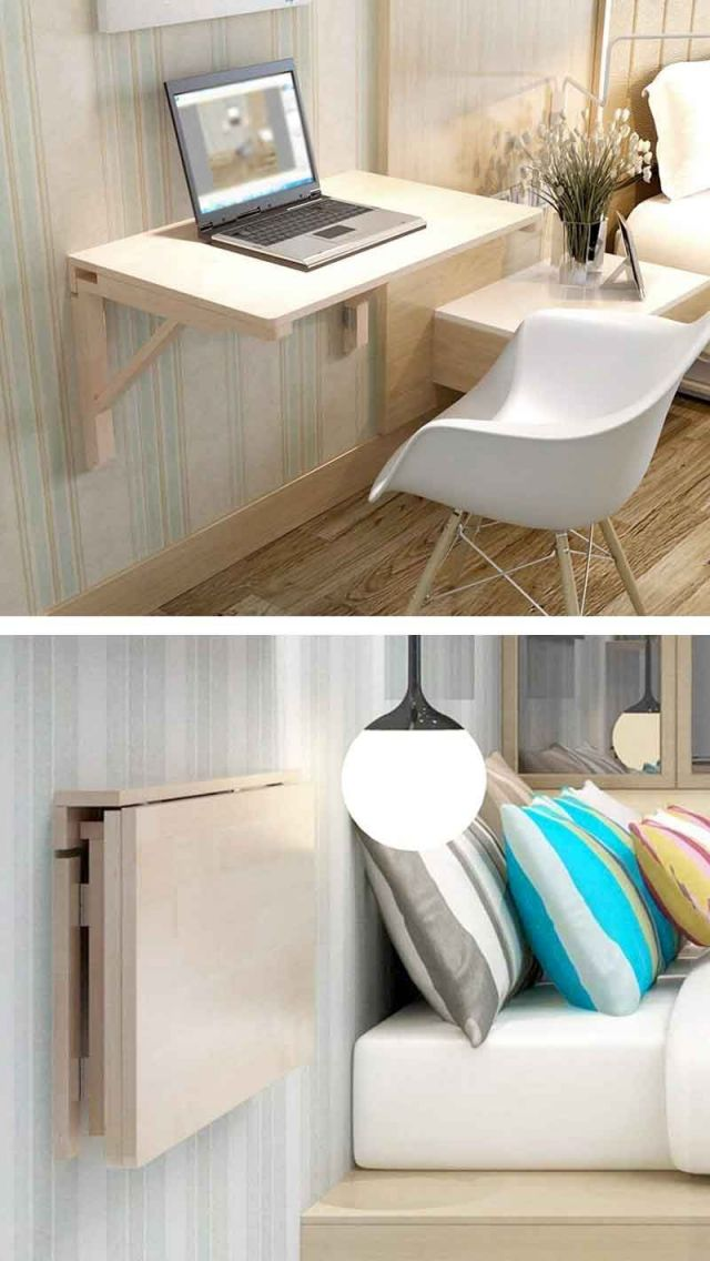 Adorable diy furniture ideas for small spaces