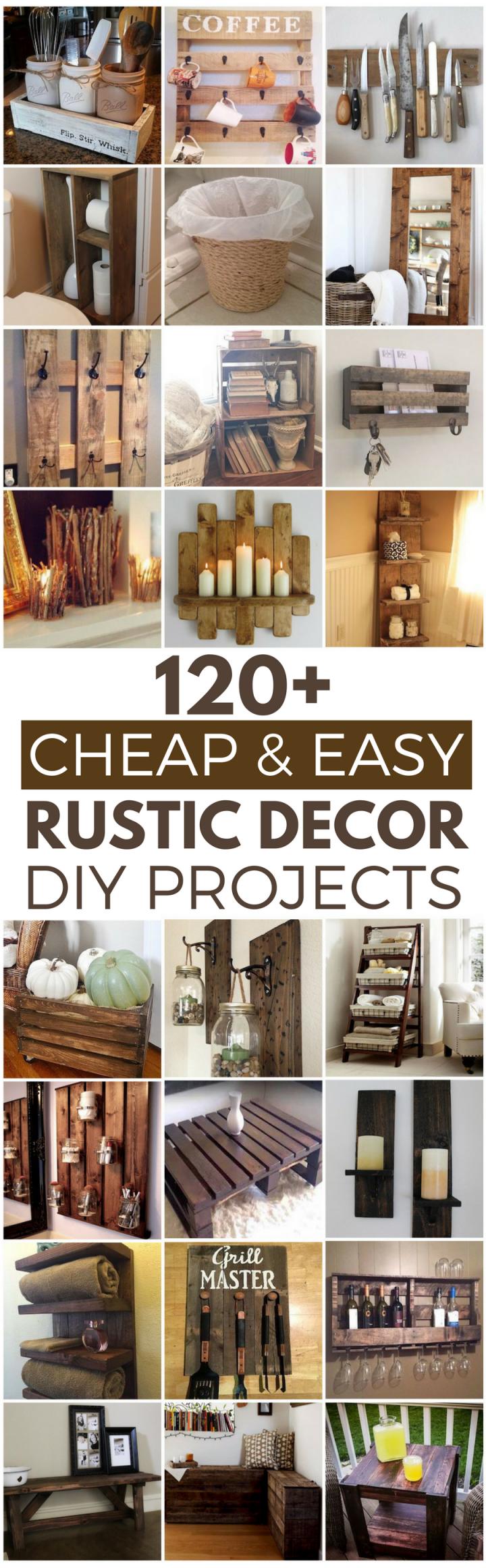 Best diy home decor furniture
