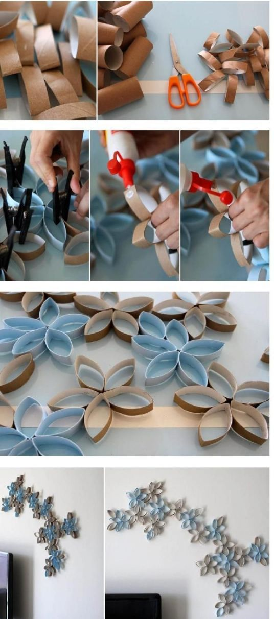 Gorgeous  easy diy wall art projects