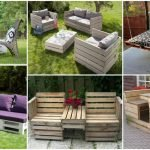 Adorable Pallet Ideas For Outdoors