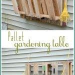 Adorable Wood Pallet Design Ideas