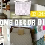 Amazing Cheap Diy Home Decor Ideas