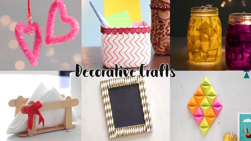 Best craft ideas for the home