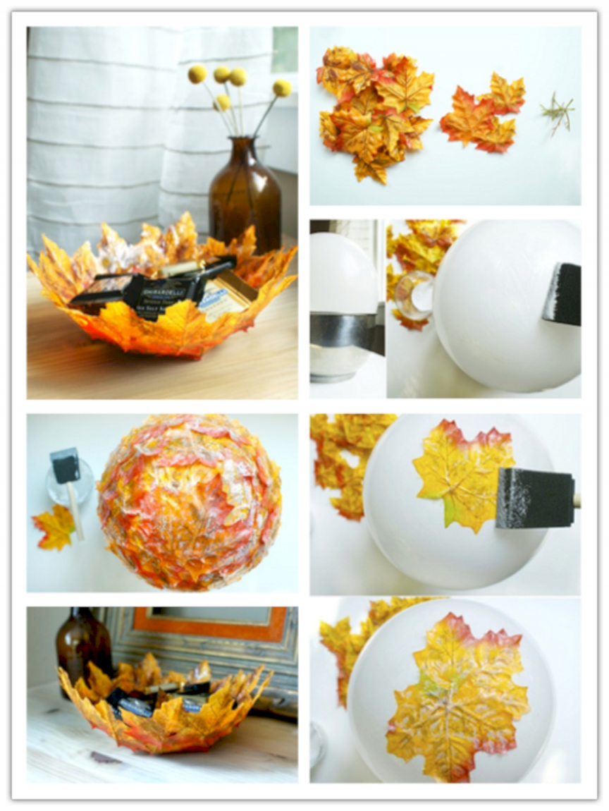 Beautiful craft ideas for the home
