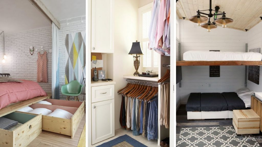 Cool  diy furniture ideas for small spaces