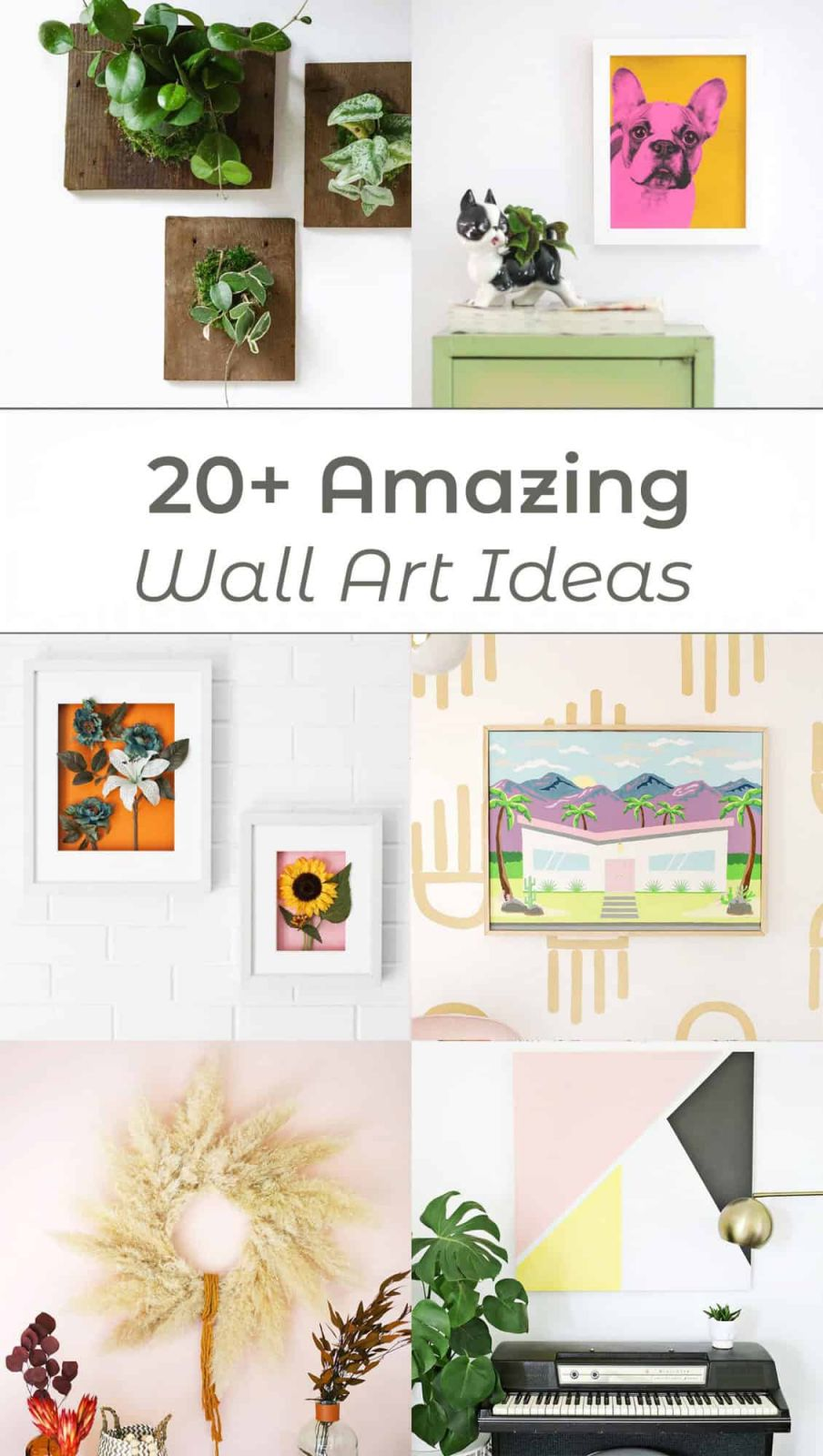 Nice  easy diy wall art projects