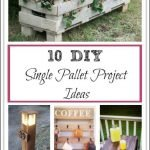 Amazing Pallet Craft Ideas