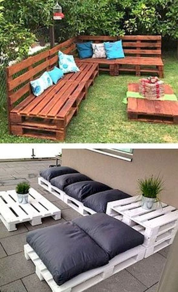 Nice pallet ideas for outdoors