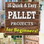 Amazing Pallet Projects For Beginners