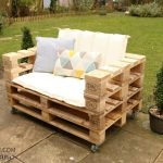 Awesome Simple Pallet Furniture