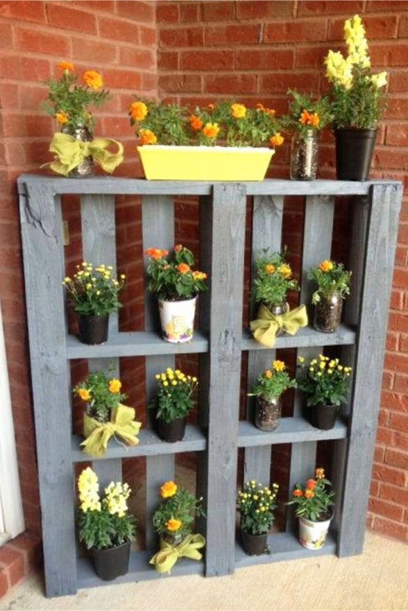Top things to do with pallets in the garden
