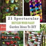 Awesome Things To Do With Pallets In The Garden
