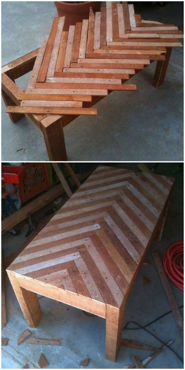 Fantastic unique homemade furniture ideas