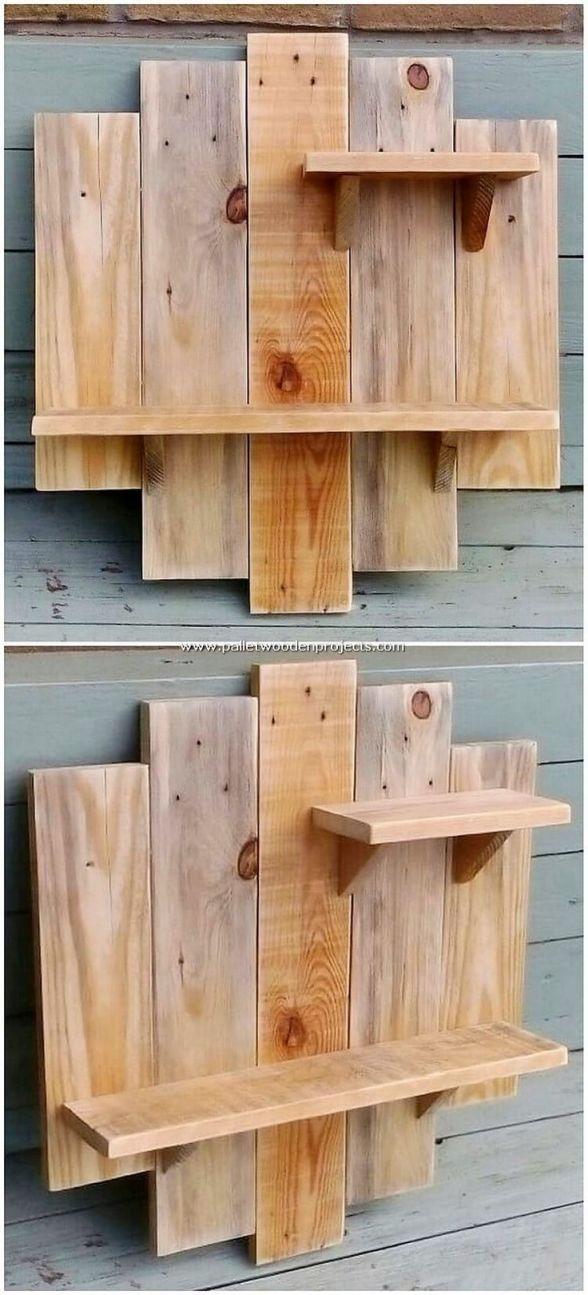 Fantastic wood pallet design ideas
