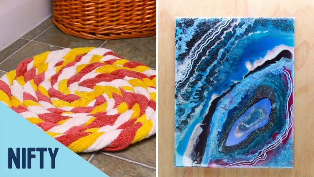 Amazing diy art projects to do at home