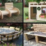 Beautiful Diy Furniture Ideas With Pallets