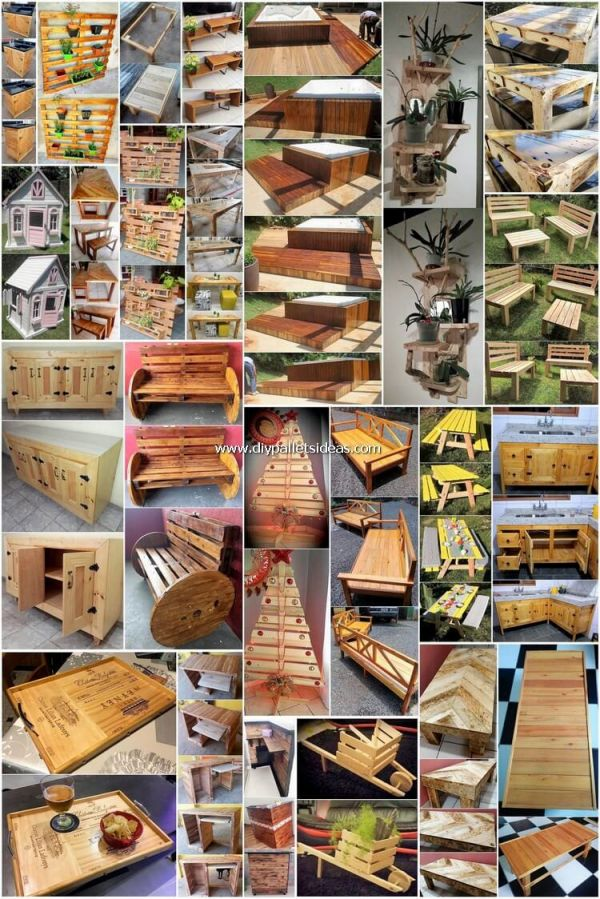 Best diy pallets ideas