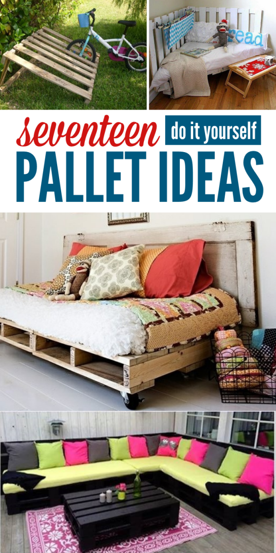 Gorgeous diy pallets ideas