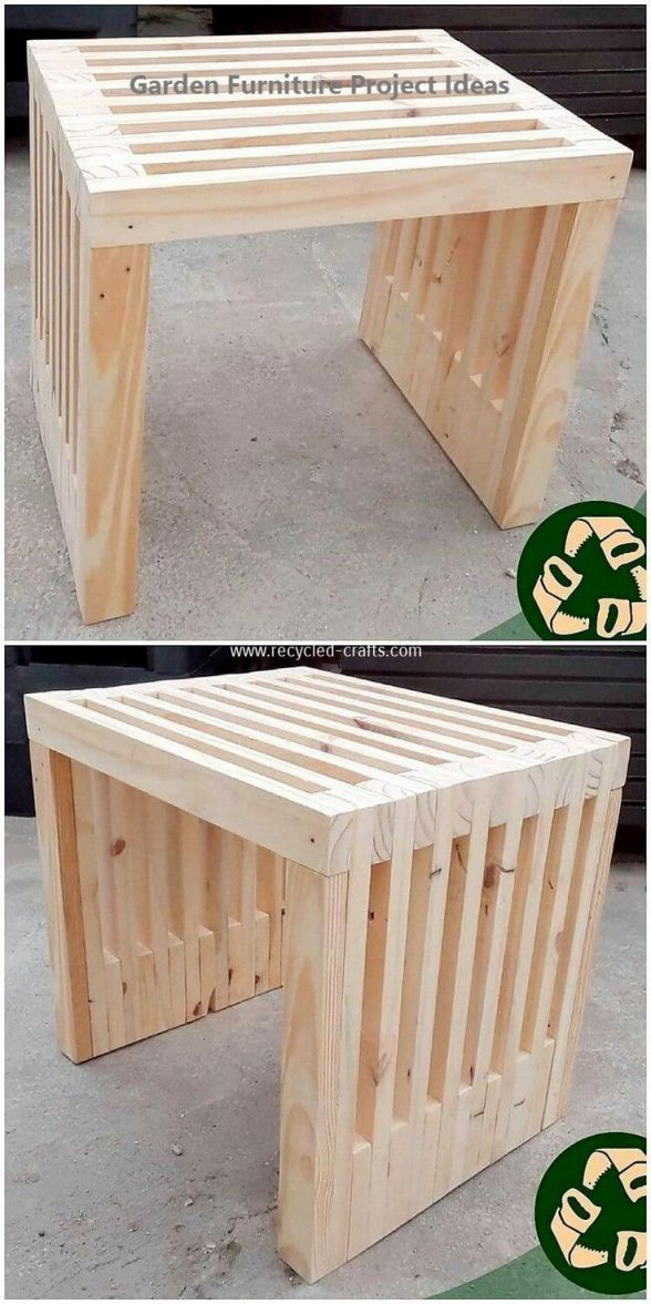 Gorgeous diy wood furniture projects