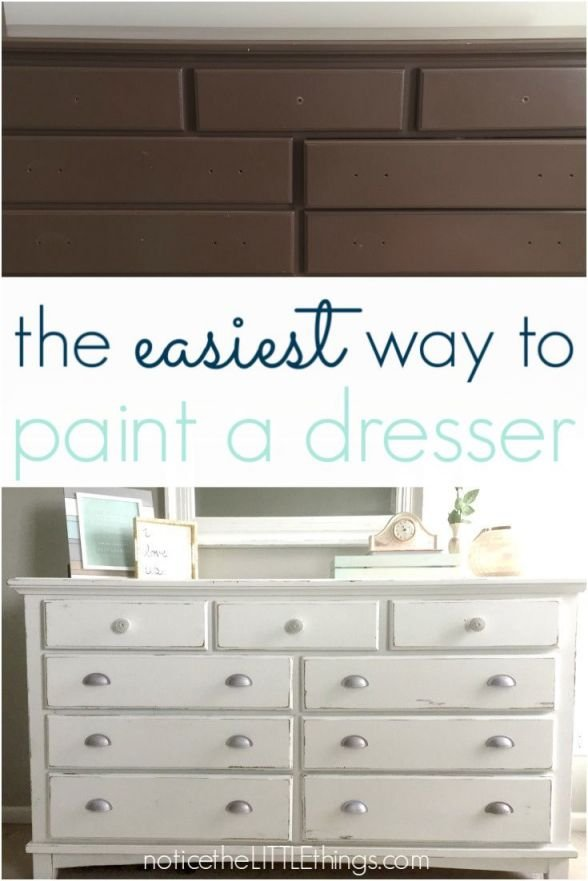 Gorgeous diy furniture painting