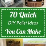 Wonderful  diy pallets ideas