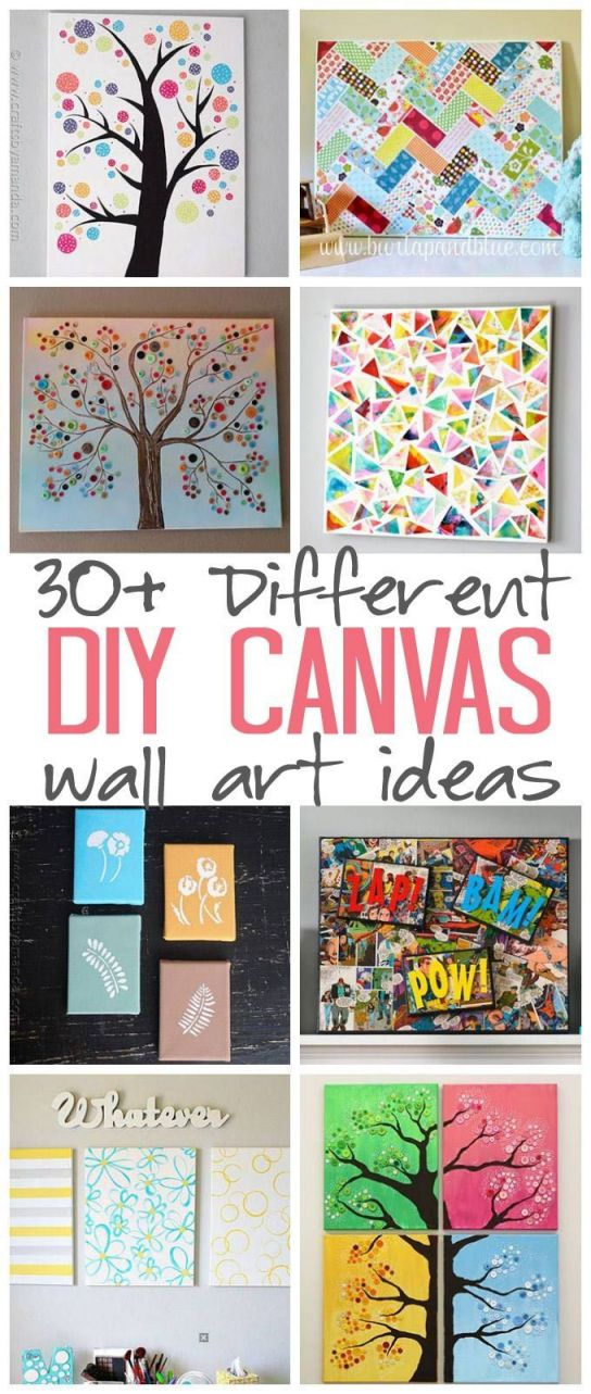 Cool diy art projects to do at home