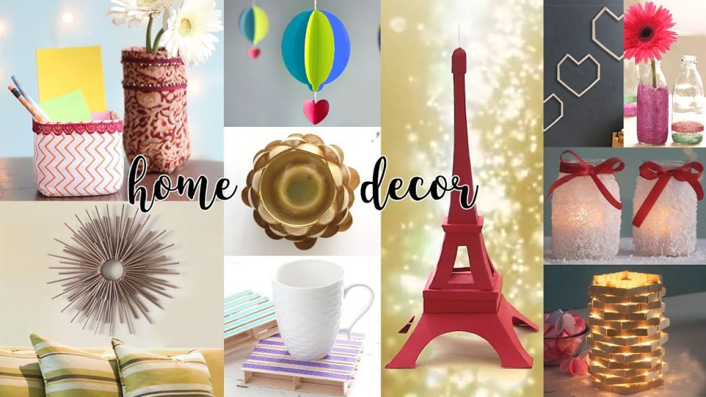 Top diy crafts with household items
