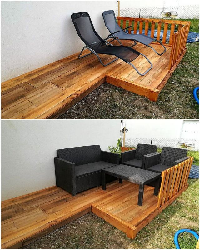Adorable diy pallets ideas