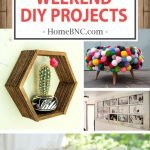 Cool Easy Diy Projects For Home Decor