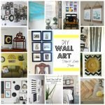 Cool Easy Diy Wall Art Projects