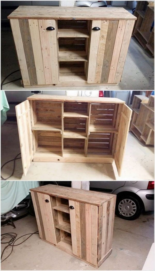 Amazing simple pallet furniture