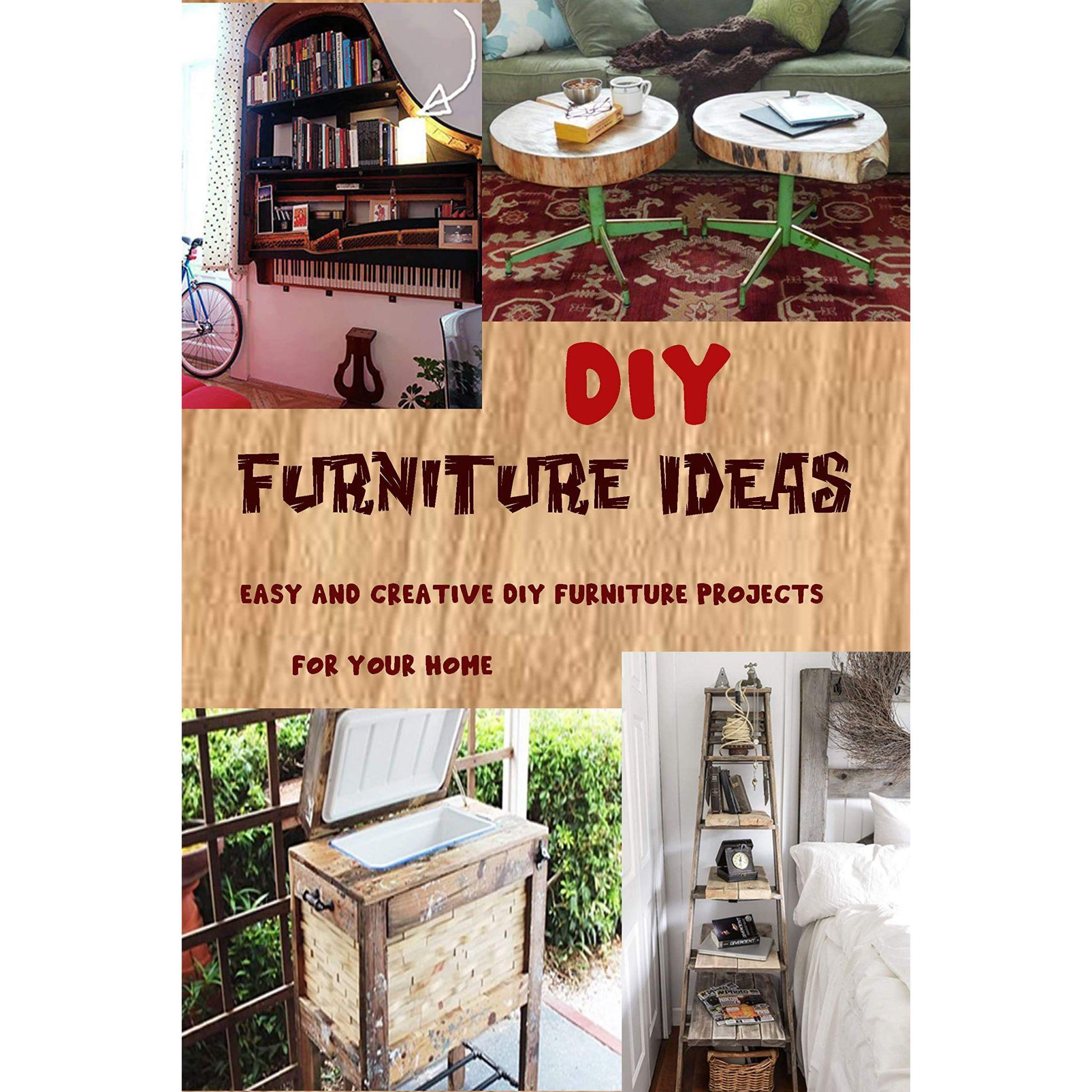 Top creative diy furniture ideas