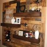 Fantastic Pallet Ideas For Walls