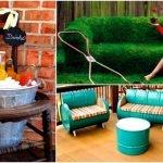 Fantastic Unique Homemade Furniture Ideas