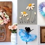 Gorgeous Craft Ideas For The Home