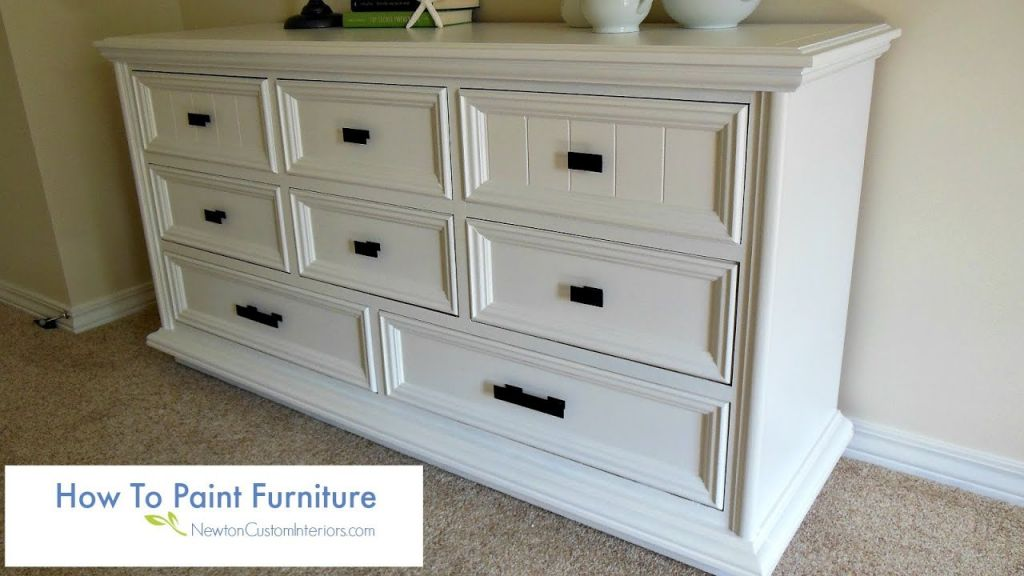 Cool diy furniture painting