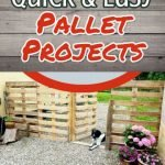 Gorgeous Diy Pallets Ideas