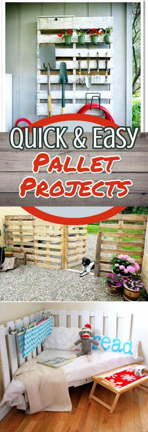 Nice diy pallets ideas
