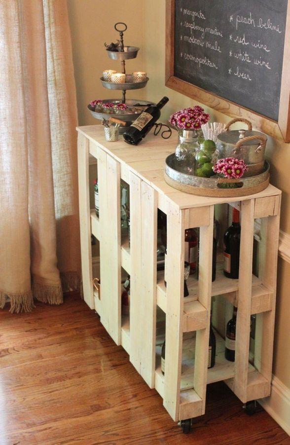 Cool pallet craft ideas