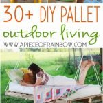Gorgeous Pallet Ideas For Outdoors