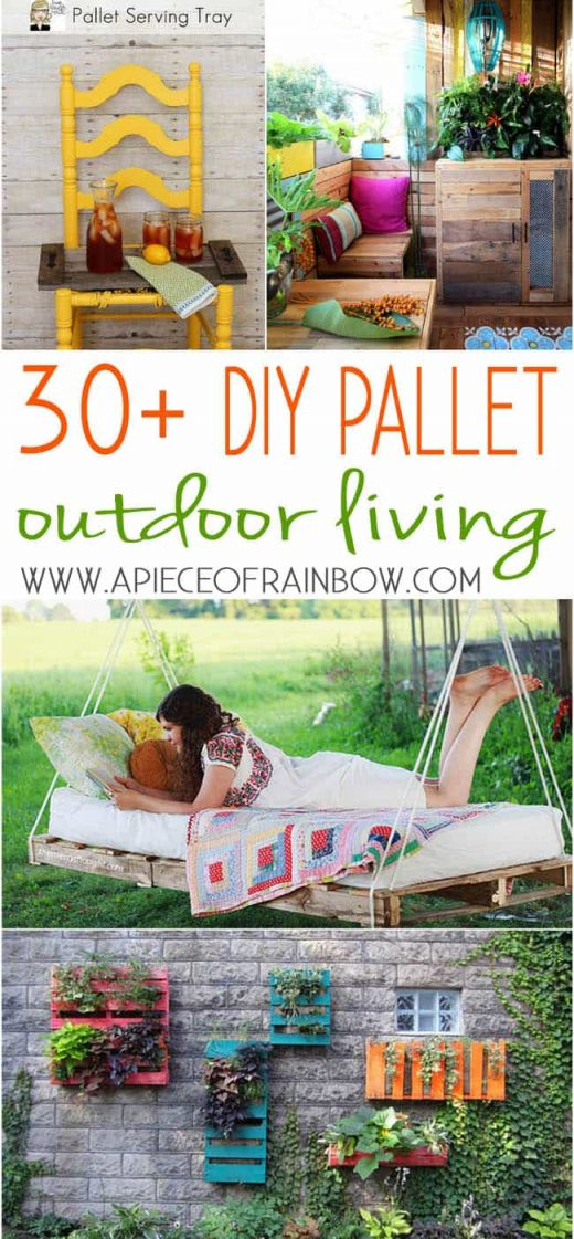 Best pallet ideas for outdoors