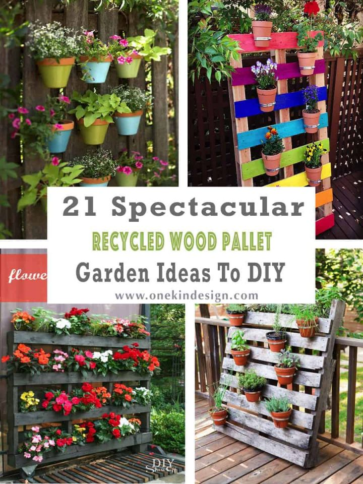 Fantastic pallet ideas for outdoors