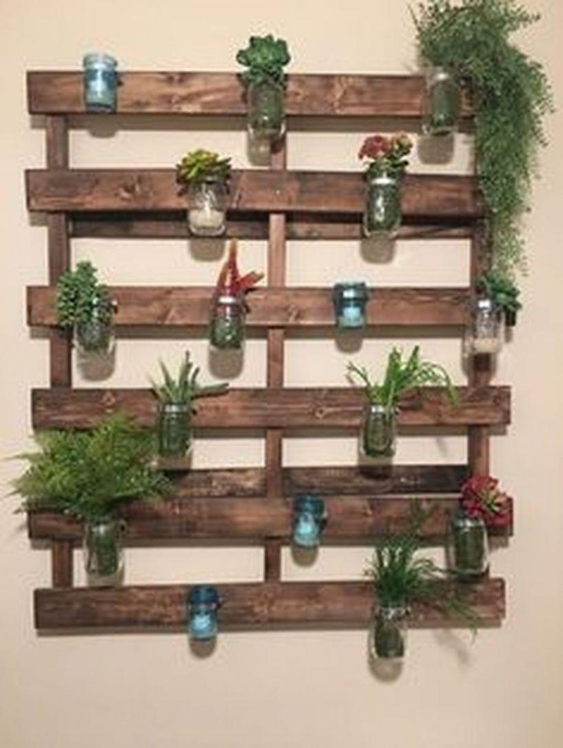 Nice wood pallet design ideas