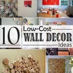 Nice Cheap Diy Home Decor Ideas