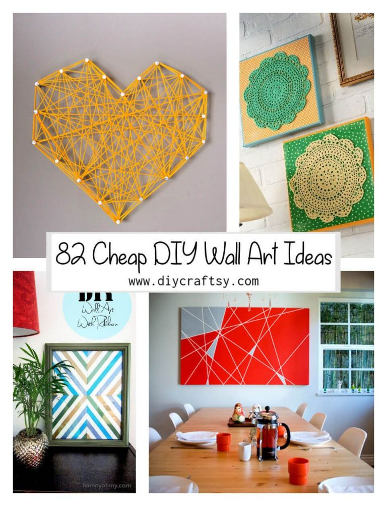 Fantastic  cheap diy home decor ideas