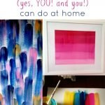 Nice Diy Art Projects To Do At Home
